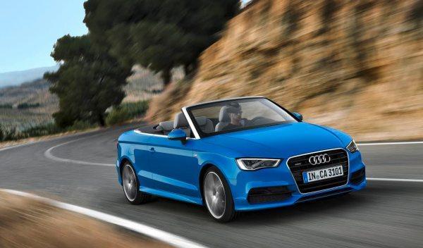Precios del Audi A3 Cabrio 2014: desde 34.950 euros