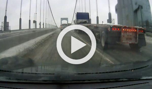 Vídeo: cuando de repente te salta el airbag