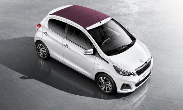 Las novedades de Peugeot en el Salón de Ginebra 2014