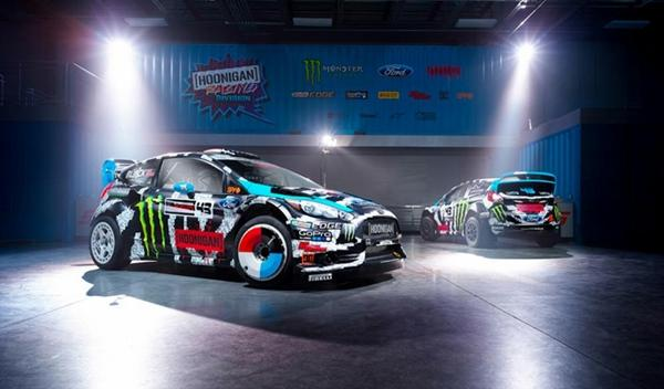 Ken Block correrá en el Campeonato Mundial de RallyCross
