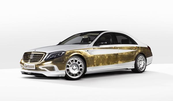 Carlsson CS50 Versailles frontal