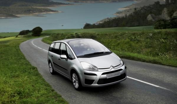 Citroën C4 Picasso First, el monovolumen anticrisis