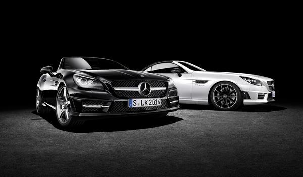 Mercedes SL 2LOOK Edition y SLK CarbonLOOK Edition