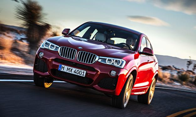 BMW X4 2014 delantera