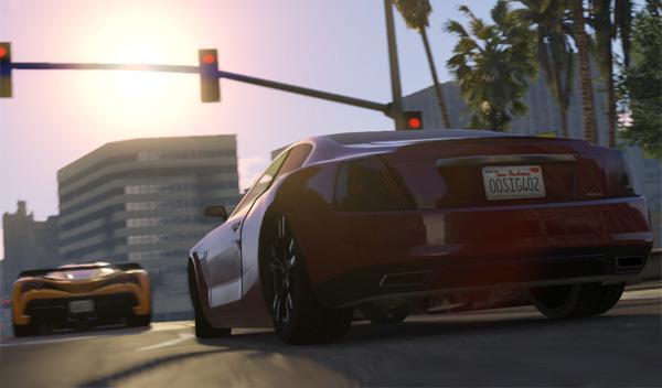 Nuevos deportivos en GTA V