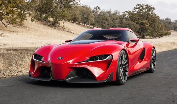 BMW y Toyota podrían lanzar sendos superdeportivos