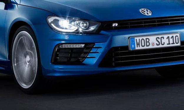 El Volkswagen Scirocco RS de 330 CV podría hacerse realidad