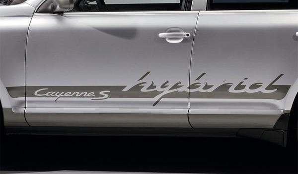 Cazado el Porsche Cayenne S Hybrid enchufable