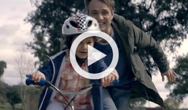 El anuncio del Toyota Verso para el 'Día del Padre'