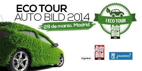 Eco Tour AUTO BILD 2014: apuesta al verde