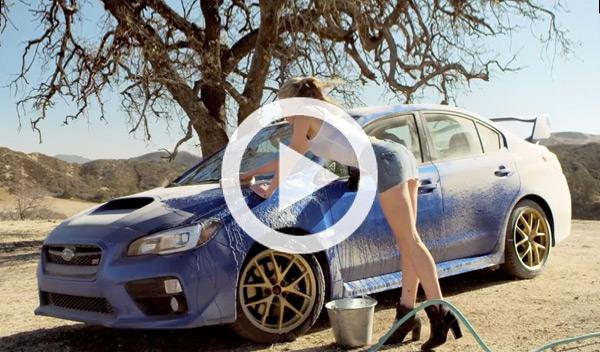 'The ride of her life': la campaña viral del Subaru WRX STI