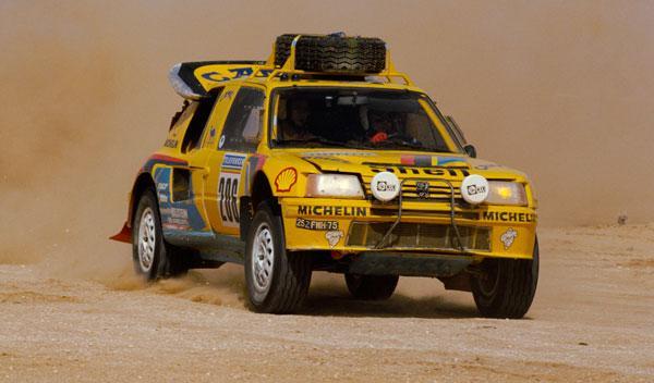 Peugeot vuelve al Rally Dakar para tumbar a Mini