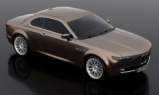 BMW CS Vintage Concept delantera