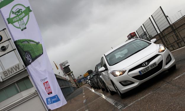 Eco Tour Auto Bild 2014: ¡Lo hemos conseguido!