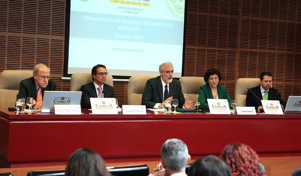 La sostenibilidad del sistema energético español empeora