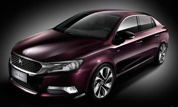 Citroën lanza el DS 5LS para el mercado chino