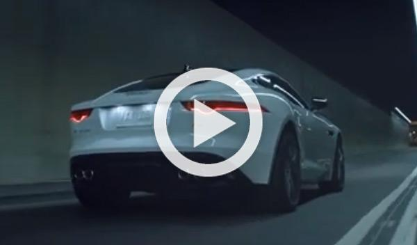 Jaguar British Villains, nuevo vídeo con el F-Type Coupé