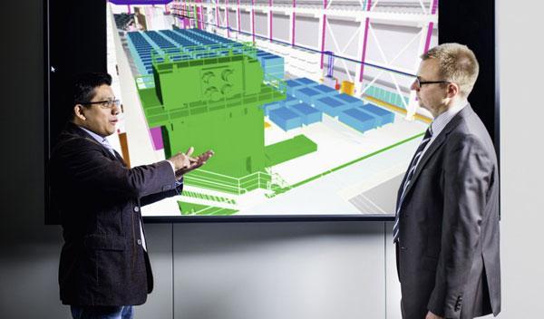 La Factoría Digital de Audi: contruir con realidad virtual