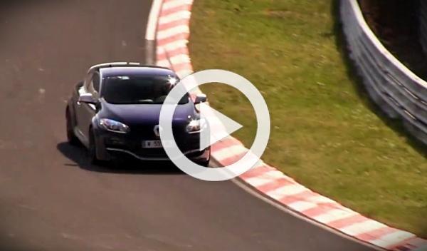 Renault Mégane RS quiere recuperar su récord en Nürburgring