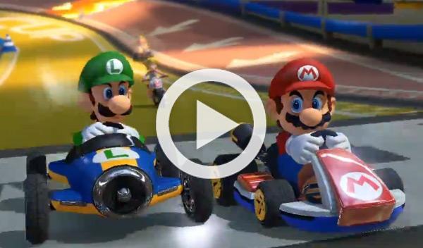 Mario Kart 8, a la venta el 30 de mayo