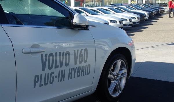 Jornadas de Conducción Segura de Volvo 2014 en el Jarama
