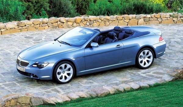 Se vende un BMW Serie 6 Cabrio de David Beckham por 90.000€