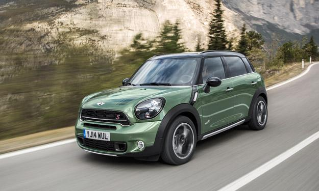 Mini Countryman 2014 delantera