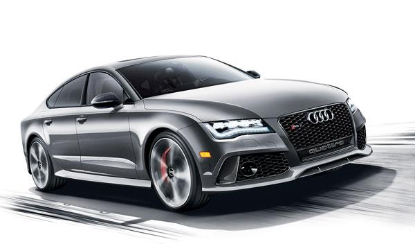 Audi RS Dynamic Edition