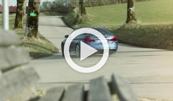 ¡Feliz cumpleaños! BMW M5