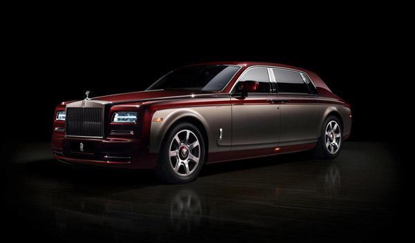 Rolls Royce Phantom Pinnacle Travel