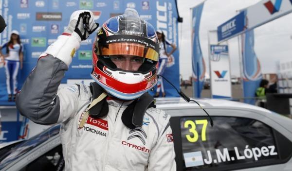 WTCC 2014, Marrakech: Pechito López gana la primera carrera