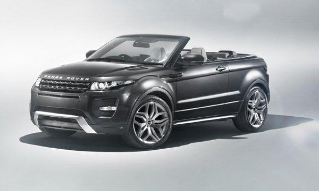 Range Rover descapotable en Dubai... y van dos