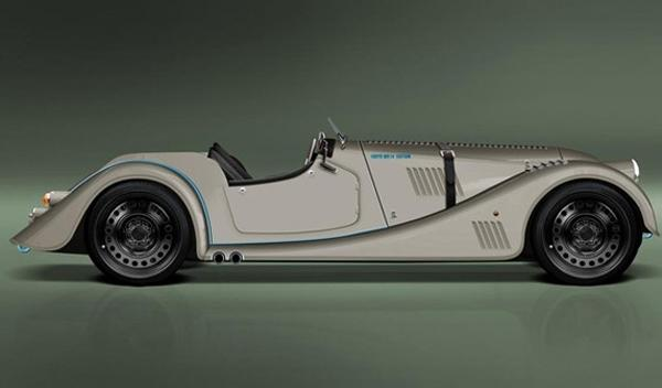 Morgan Plus 8 Speedster: ¡vaya regalo de centenario!