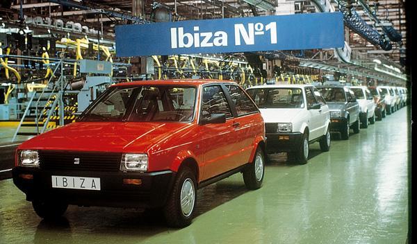 Primer Seat Ibiza