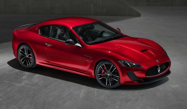 Maserati GT MC Stradale Centennial Edition, llega en julio