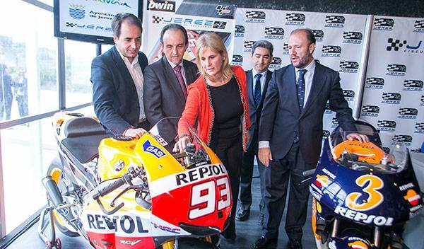 Presentado el GP de España 2014 de Motociclismo en Jerez