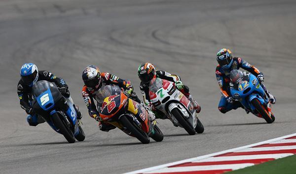 Clasificación Moto3 GP Argentina 2014: Fenati se impone