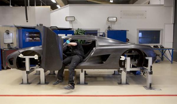 Koenigsegg planea un nuevo modelo de entrada