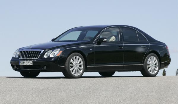 Mercedes Clase U, el posible buque insignia de la marca