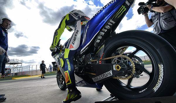Bridgestone dejará MotoGP tras la temporada 2015