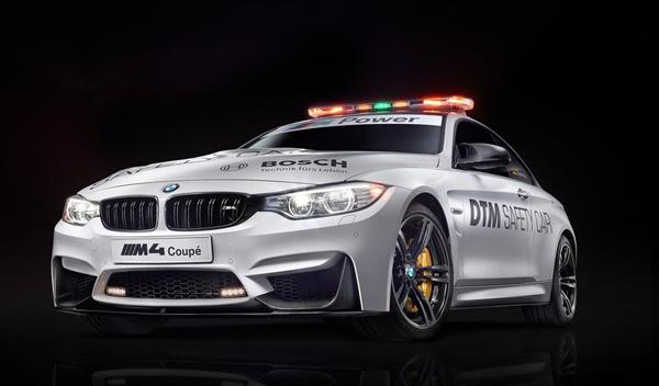 BMW M4 Coupé Safety Car DTM