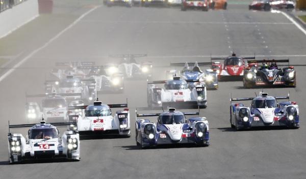 6 Horas de Spa 2014: nueva victoria para Toyota