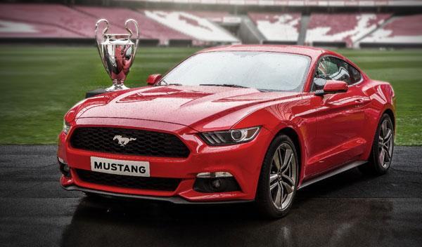 Más de 9.300 peticiones, para los primeros 500 Mustang