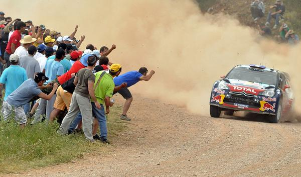 Vídeo: impresionante accidente de un Clio durante un rally