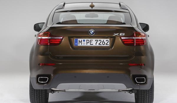 Pillado un BMW X6 desguazado dentro de una Volkswagen