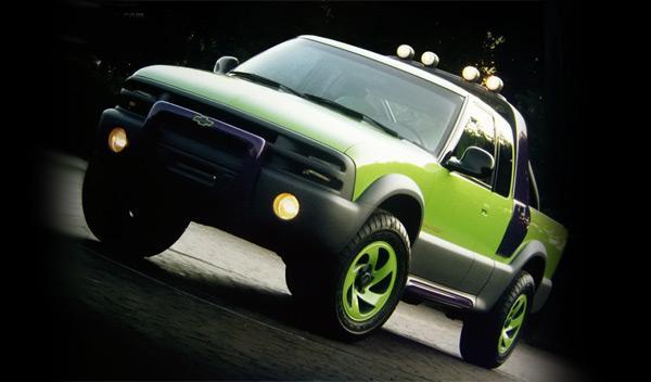 El Chevrolet Highlander Concept, a la venta en eBay