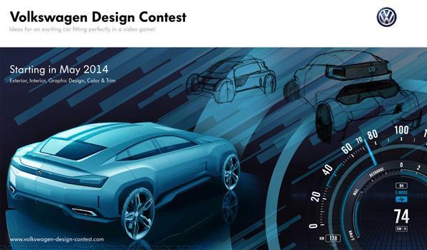 Concurso: ¡diseña el Volkswagen del futuro!