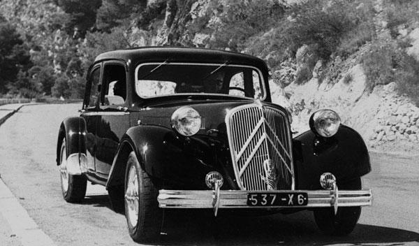 Citroën Traction Avant