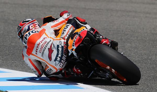 Libres MotoGP GP Francia 2014: Márquez marca la pauta