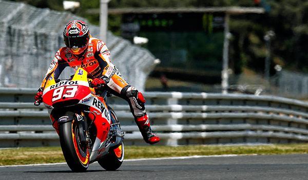 Clasificación MotoGP GP Francia 2014: quinta de Márquez